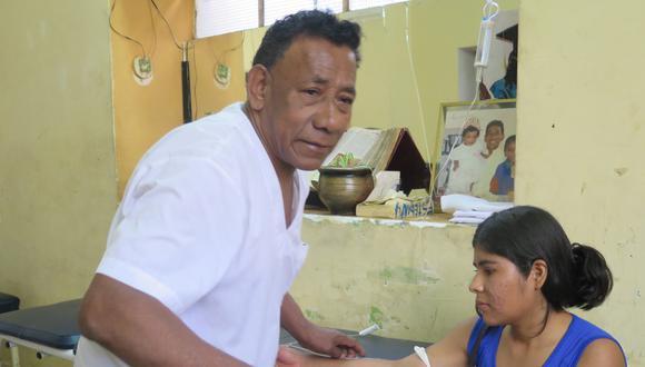 El sanador de Huánuco que atendió a más de 800 mil pacientes