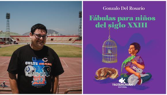 Este viernes 12 de marzo a las 7:00 de la noche vía el Facebook de Trotamundos.