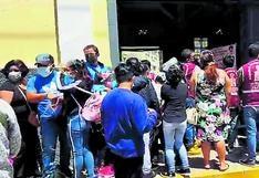 """Piura: Protestan para exigir ver a """"Mechita"""""""