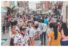 Dos distritos tienen riesgo alto de contagio en la región Tumbes