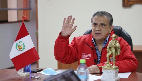 Representará a ocho regiones del país. Propone la implementación del tren Tumbes - Trujillo.