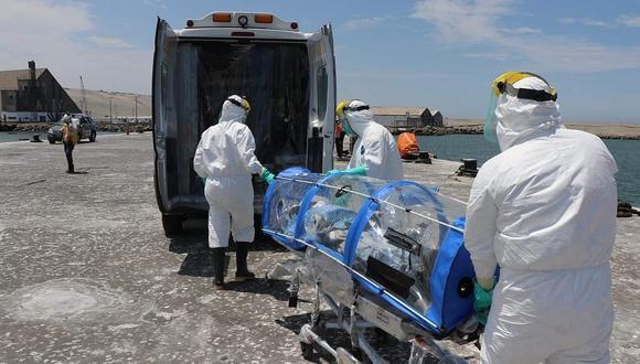 Coronavirus: A 12 se elevan los casos en La Libertad