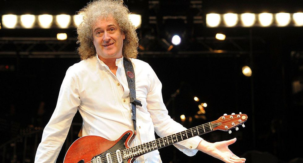 "Instagram: Brian May toca el solo de ""Bohemian Rhapsody"" (VIDEO)"