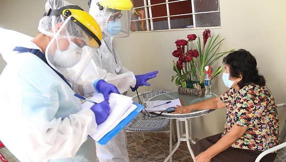 Operación Tayta atendió 250 personas en el sector de Manzanilla