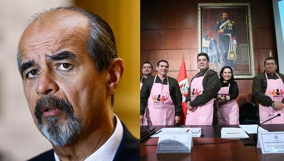 """Mauricio Mulder pide la renuncia de Gloria Montenegro: """"Esa ministra incapaz"""""""