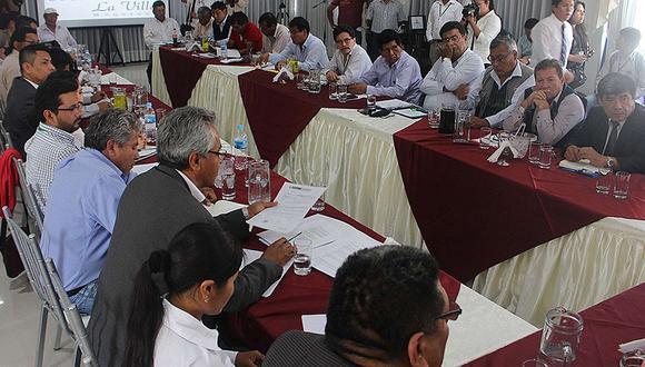 Suspenden a último momento presentación de propuesta económica de Southern a Moquegua