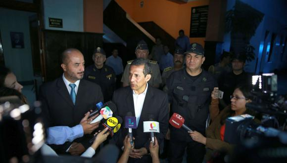 Gobierno refuerza acciones para garantizar seguridad ciudadana nivel nacional