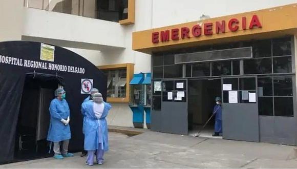 De 483 contagiados 77 personas vencieron el COVID-19 en Arequipa