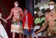 Conoce a Pita Taufatofua, el torso aceitado más famoso de los Juegos Olímpicos Tokio 2020 (FOTO)