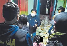 Chimbote: Hallan a hombre en hostal con una niña