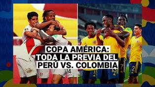 Perú vs. Colombia: Toda la previa del segundo partido de la Blanquirroja por Copa América 2021