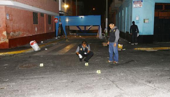 ¡Violencia no para! Dos heridos deja intento de robo en el Callao
