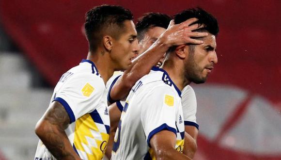 Boca Juniors vs. Unión: se ven las caras por la Copa de la Liga Profesional de Argentina. (Foto: Boca Juniors)