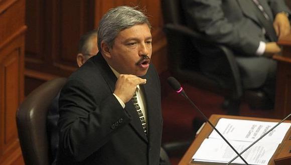 """Presidente del Partido Popular Cristiano (PPC) indica que """"las negociaciones para lograr alianzas culminan en diciembre"""". (Foto: GEC)"""