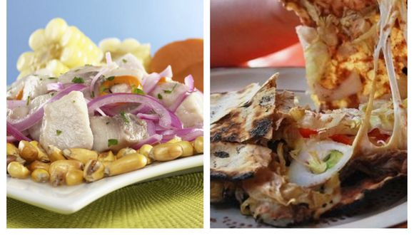El ceviche no pudo contra el tlayuda y quedó segundo en el Street Food Latinoamérica de Netflix
