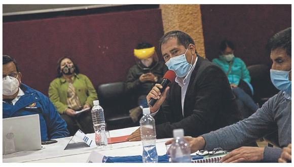 Fiscalía de Prevención del Delito de Áncash derivó a Fiscalía Penal la denuncia contra el gobernador por el presunto delito contra la administración pública debido a su ausencia en el puesto.