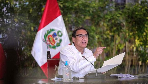 Presidente Vizcarra indica que Vilavilani no debe detenerse