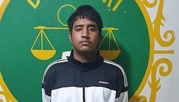 La Libertad. Detienen a hombre acusado de violación en agravio de una adolescente