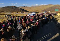 Guido Bellido, titular de la PCM, llega a Cusco por conflicto minero en Chumbivilcas