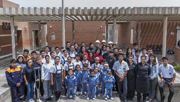 La Fundación Pachacútec, que nació en 2002, busca impulsar la promoción integral de la persona mediante la educación, formación y asistencia social. (Foto: Fundación Pachacútec)