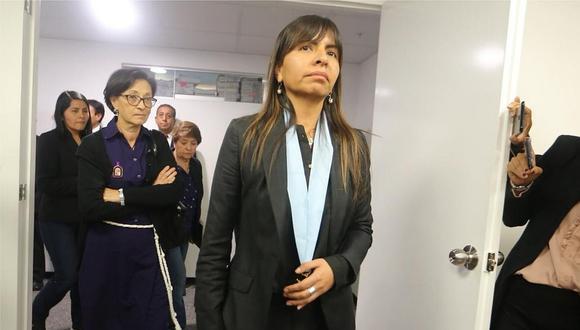 Giuliana Loza: Juez Concepción ya adelantó opinión negativa contra los otros seis  investigados
