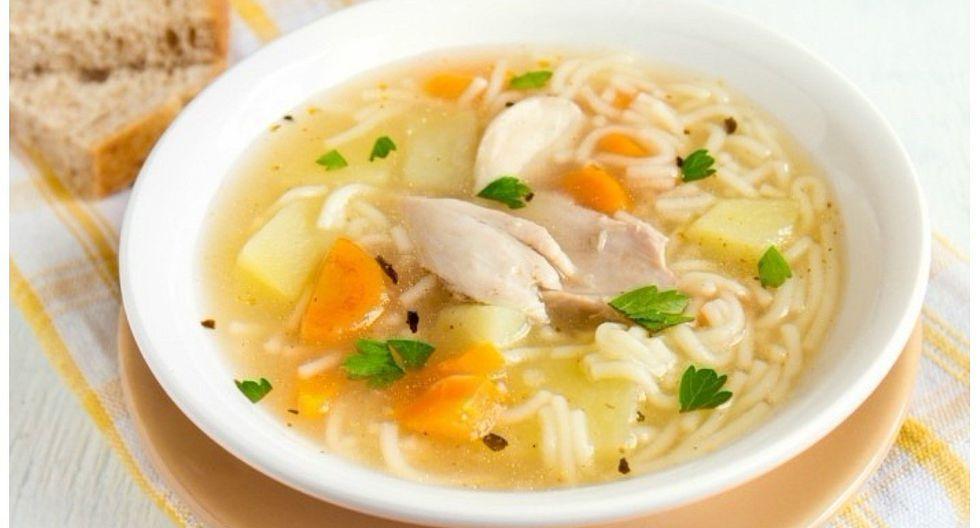 Recetas de sopas para cocinar en 20 minutos