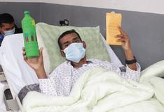 Escolares en Chimbote envían manualidades con mensajes de ánimo para pacientes con COVID-19