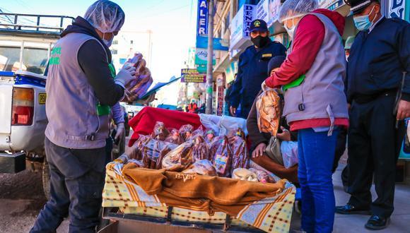 Los operativos continuarán durante el fin de semana en la región Puno.