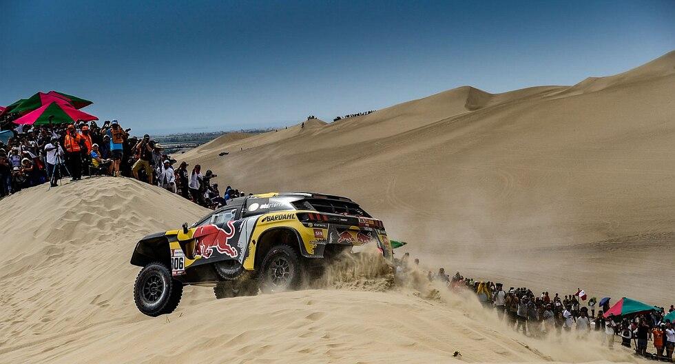 Rally Dakar ya no se disputará en Perú y siguiente edición será en Arabia Saudita