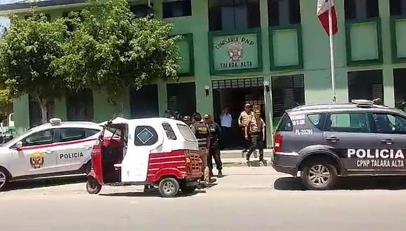 Piura: Dictan 6 meses de prisión preventiva para conductor que causó la muerte de un comerciante