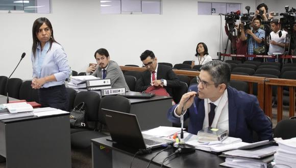 (Foto: Poder Judicial)