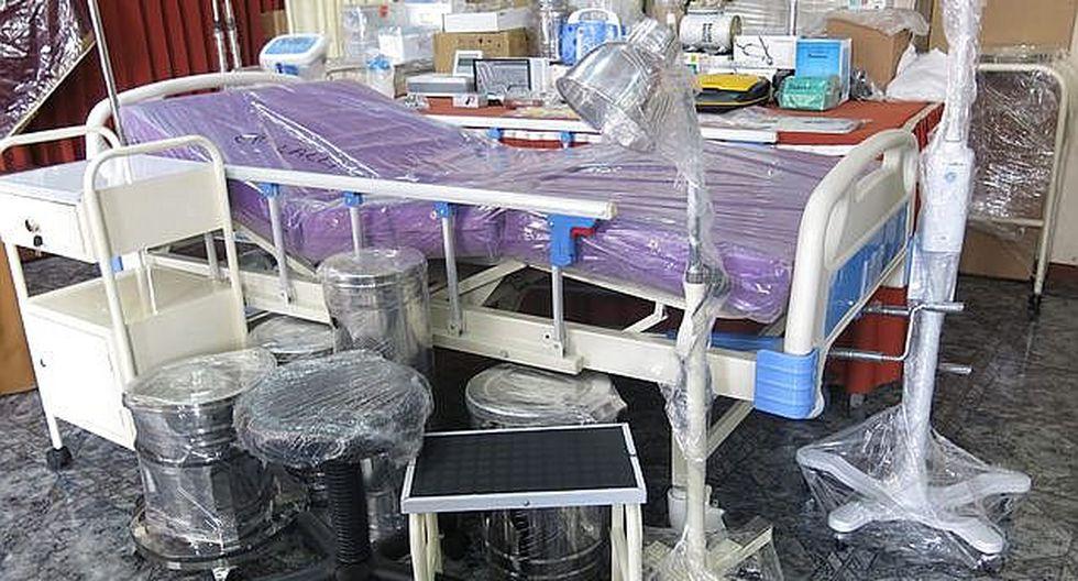 Donan equipos médicos para establecimientos de salud de La Unión, Corire y Callalli