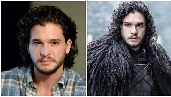 """Game of Thrones: Este es el nuevo look de """"Jon Snow"""" ¿Qué le pasó? (FOTOS)"""