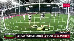 Mira la sensacional atajada de Pedro Gallese en la victoria del Orlando City