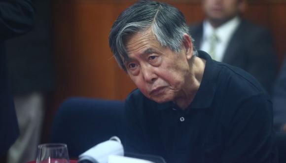 Alberto Fujimori afronta nuevo proceso judicial por esterilizaciones forzadas. (Foto: Poder Judicial)