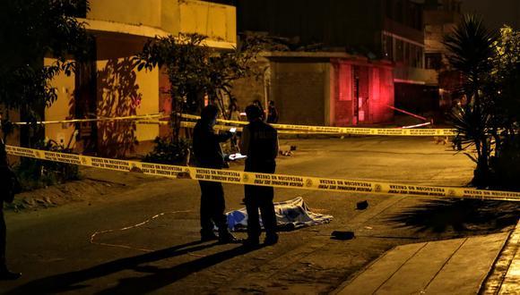 Comas: balacera deja dos muertos y tres heridos/ Foto: César Bueno