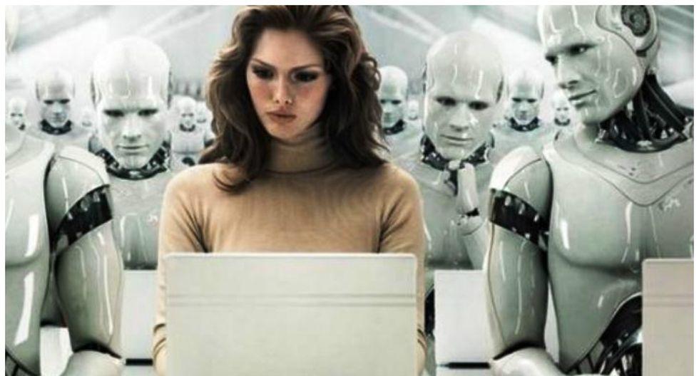 Apocalipsis del empleo: Los robots te quitarán el trabajo en 5 años (VIDEO)