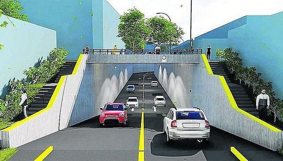 Viaductos no se ejecutarán por observaciones que serían insubsanables