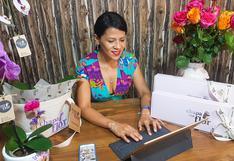 Ethel Hernández: fundadora de 'Chapa esa flor', una florería sin género