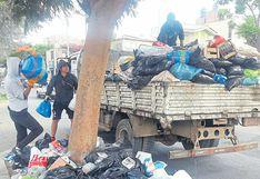 Municipio convoca a reunión para solucionar problema de residuos
