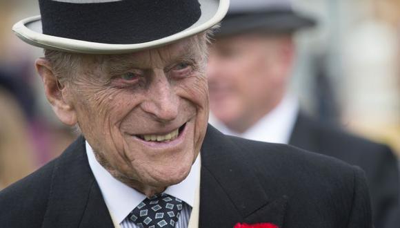 La muerte del príncipe Felipe ha generado reacciones de las principales autoridades de todo el mundo. (Foto: AFP)