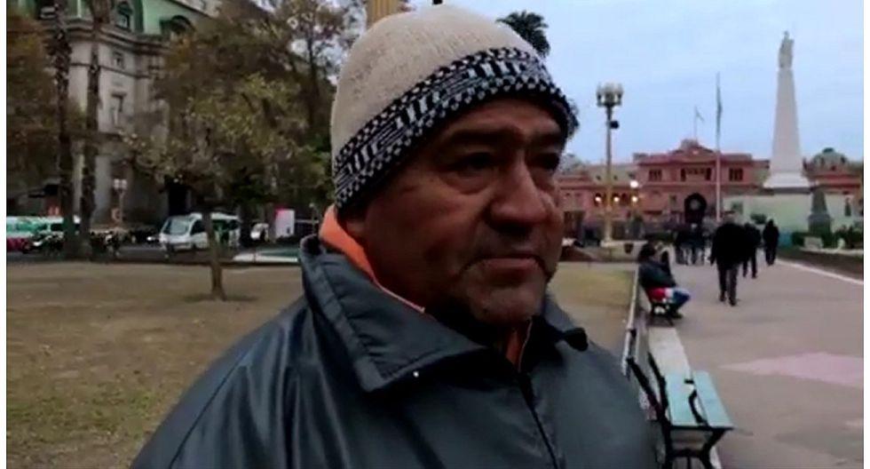 Desde Argentina, este peruano envía un mensaje a quienes se quejan del desempleo [VIDEO]