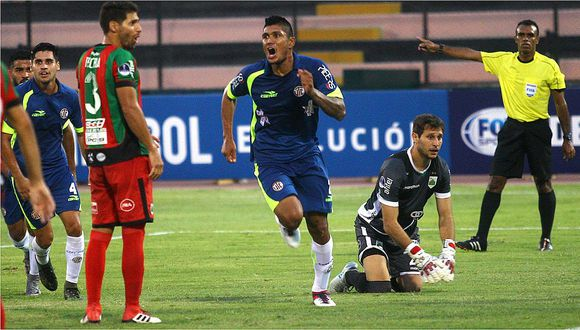 UTC derrotó 2-0 a Rampla Juniors por la Copa Sudamericana (VIDEO)