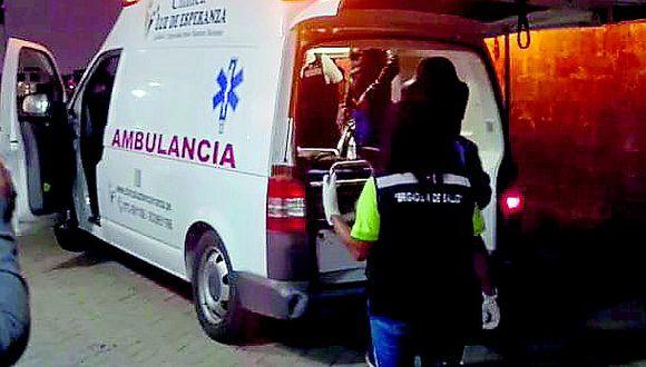 Talara: El chofer de un tráiler se salva de morir en accidente