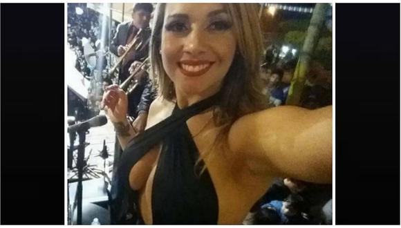 Dorita Orbegoso dejó en 'shock' a sus seguidores con esta fotografías