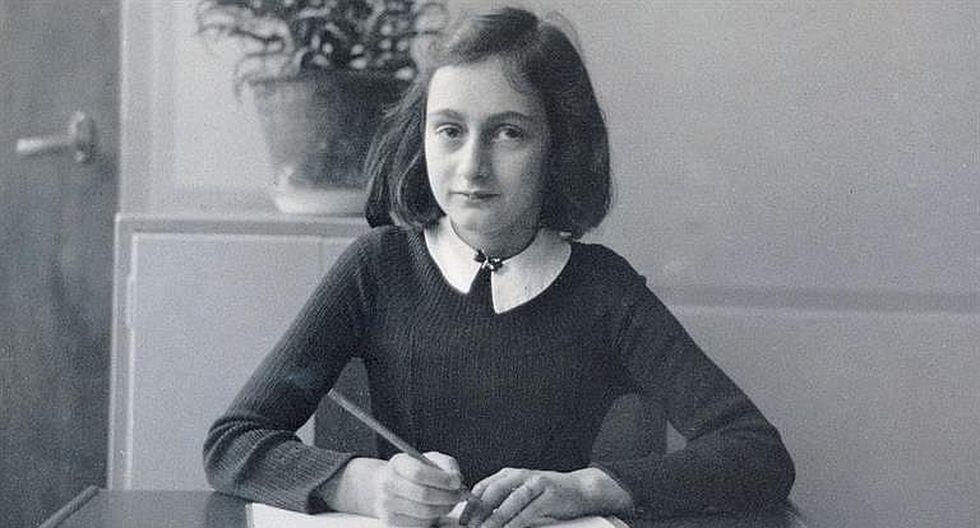 Subastan poema de Ana Frank en sorprendente precio