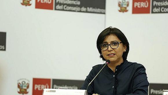Sylvia Cáceres (Archivo Correo)