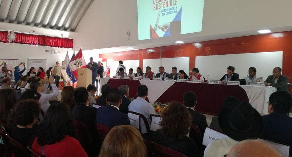 Chimbote: Congresistas inician audiencia pública sobre reconstrucción y descentralización