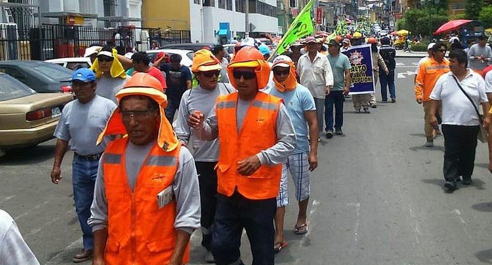 Desempleo de obreros  y oposición a Tía María es incongruente