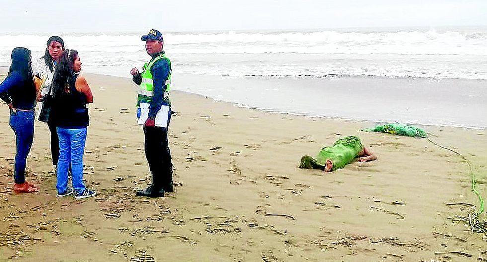 Universitario puneño muere ahogado en playa de Tacna